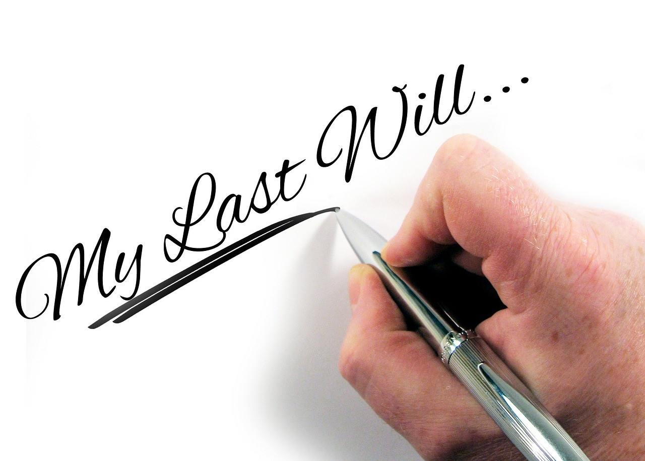 Things to Bear in Mind When Making a Will