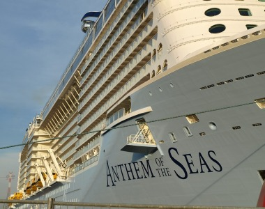 Wonderful Time on board the Anthem of the Seas