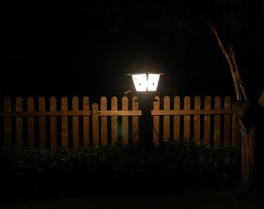 Energy-saving lighting ideas for outdoor garden