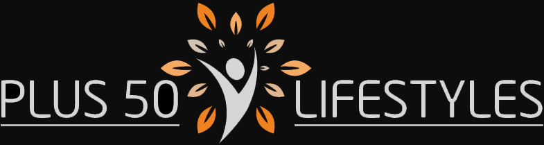 Plus 50 Lifestyles logo